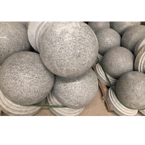 花岗岩石球